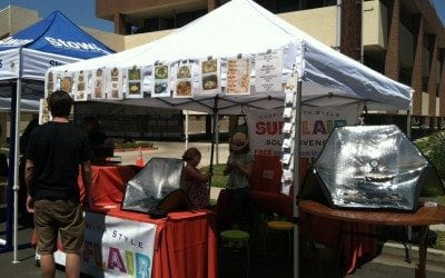 SUNFLAIR® at Tustin Chili Cook-Off