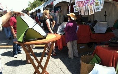 SUNFLAIR® at Los Feliz Village Street Fair
