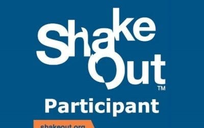 SUNFLAIR® part of Great American Shakeout