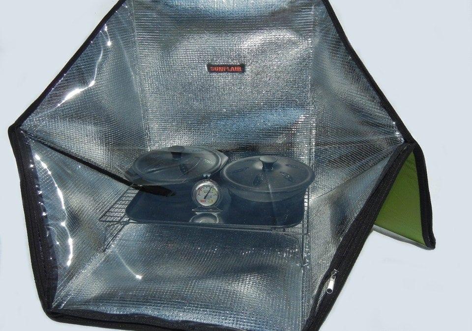 Slightly Imperfect Solar Oven Kit