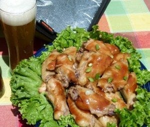Beer Chicken Wings
