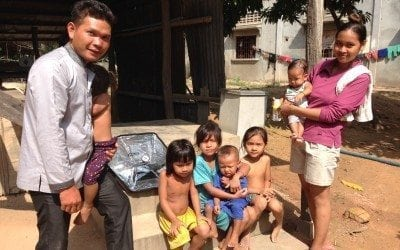 SUNFLAIR IN CAMBODIA