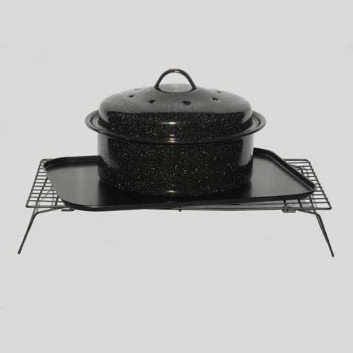 solar oven cookware